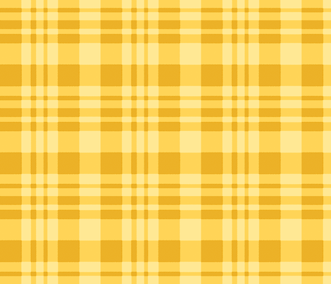 gold plaid_edit_Picnik_collage-ch fabric by khowardquilts on Spoonflower - custom fabric