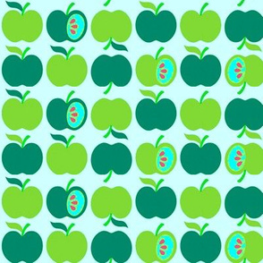 An Apple a Day - green