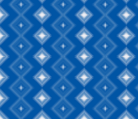 smudge_45_blue_plaid_lr_Picnik_collage fabric by khowardquilts on Spoonflower - custom fabric