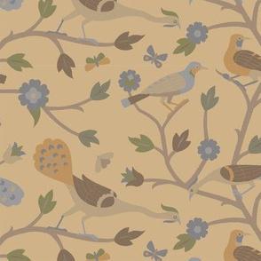 Persian Birds 613c