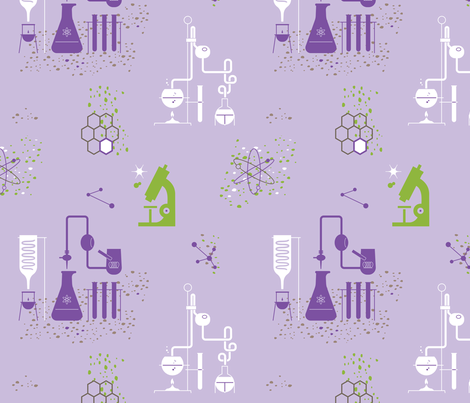 Science1b fabric by muhlenkott on Spoonflower - custom fabric