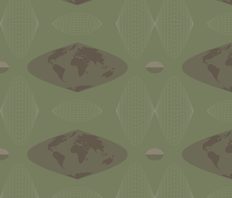 Situation Room 1a fabric by muhlenkott on Spoonflower - custom fabric