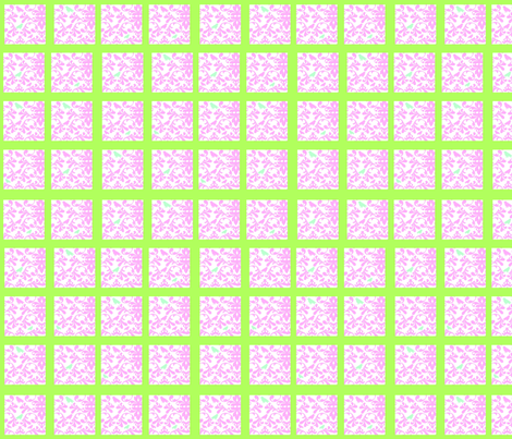 PINK_DAMASK_SQUARE_DOT_FINAL fabric by petunias on Spoonflower - custom fabric