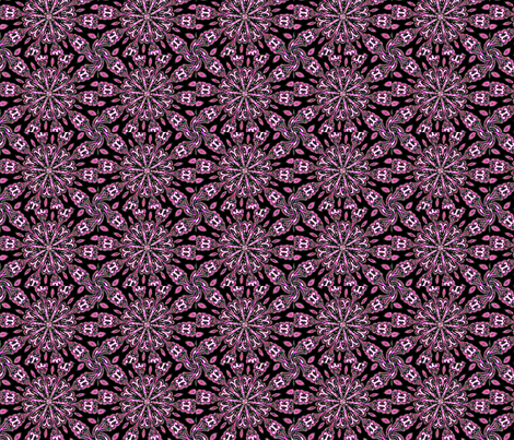 magz_fleur_3 fabric by elephant_booty_studio on Spoonflower - custom fabric