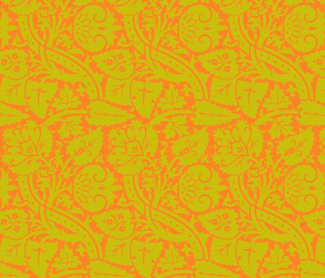 Damask 6d fabric by muhlenkott on Spoonflower - custom fabric