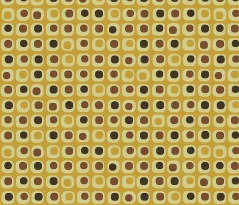 Marae Stones 1b fabric by muhlenkott on Spoonflower - custom fabric