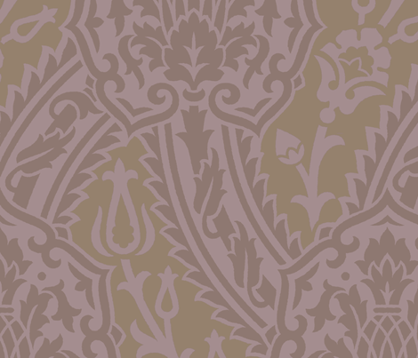 Damask 10d fabric by muhlenkott on Spoonflower - custom fabric