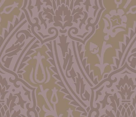 Damask 10d fabric by muhlenkott on Spoonflower - custom fabric