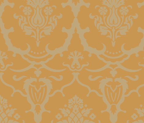 Damask 7a fabric by muhlenkott on Spoonflower - custom fabric