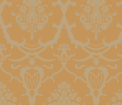 Damask7a fabric by muhlenkott on Spoonflower - custom fabric
