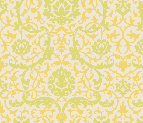 Serpentine2b fabric by muhlenkott on Spoonflower - custom fabric