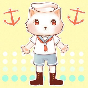 Sailor Kitty
