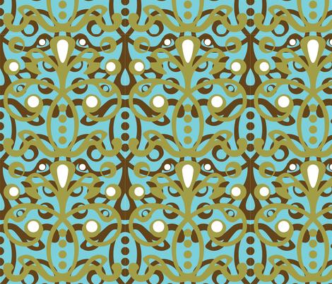 givingtree_sky-ch fabric by pixeldust on Spoonflower - custom fabric