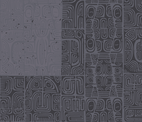 Marquesan1b fabric by muhlenkott on Spoonflower - custom fabric