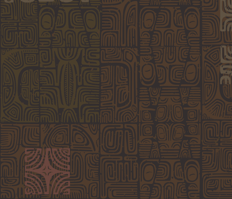 Marquesan2b fabric by muhlenkott on Spoonflower - custom fabric
