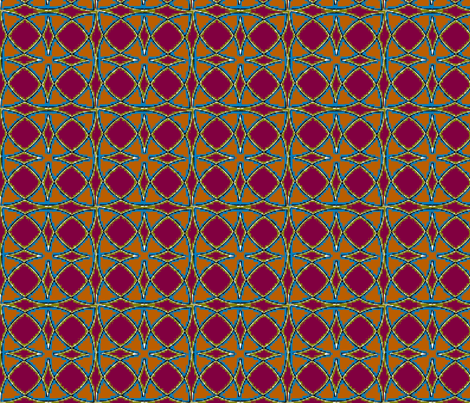 Desert Bloom fabric by elephant_booty_studio on Spoonflower - custom fabric