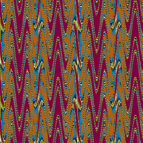 Desert Sands II fabric by elephant_booty_studio on Spoonflower - custom fabric