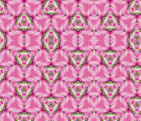 Flapper Girl 3  fabric by ginette on Spoonflower - custom fabric