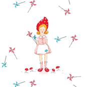 Polly Pinwheels