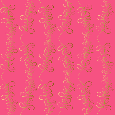Garland Glitz - Lolly fabric by inscribed_here on Spoonflower - custom fabric