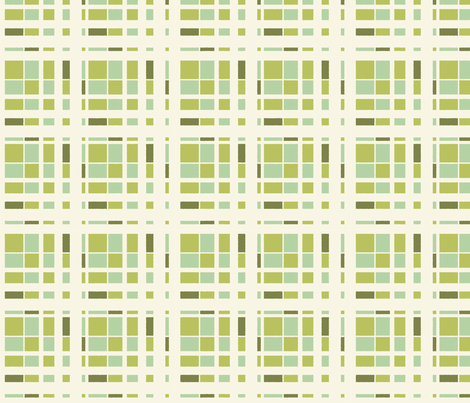 Plaid 1c fabric by muhlenkott on Spoonflower - custom fabric