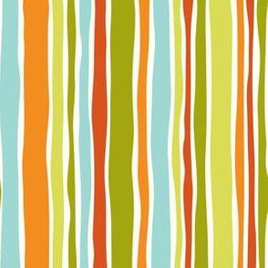 Barcelona Stripe Multi