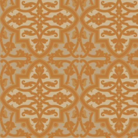 Tile 886a fabric by muhlenkott on Spoonflower - custom fabric