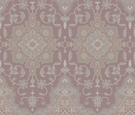 Rug 887c fabric by muhlenkott on Spoonflower - custom fabric