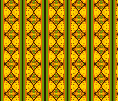 stained glass ribbons fabric by khowardquilts on Spoonflower - custom fabric