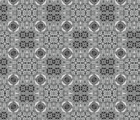 The Eyes Have It - tiled pattern fabric by vickijenkinsart on Spoonflower - custom fabric