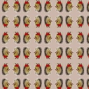 Vintage Hedgehog