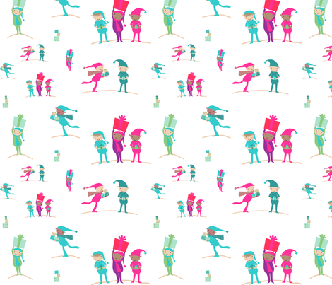 Gifts fabric by zoel on Spoonflower - custom fabric