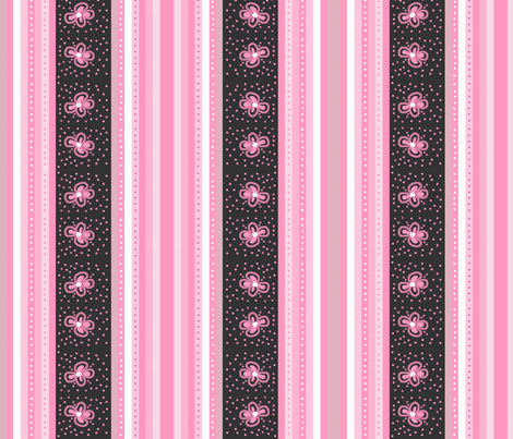 pink_doodle_Picnik_collage fabric by khowardquilts on Spoonflower - custom fabric