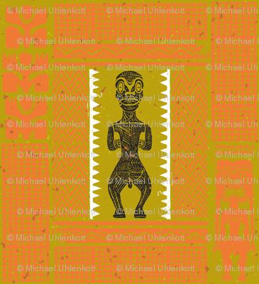 Marquesan Tiki 2a