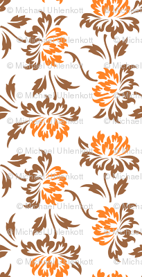 Aloha Flowers 9c