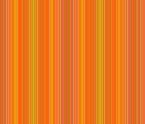 orange_stripe_pair_of_birches___Oct__2009_007 fabric by khowardquilts on Spoonflower - custom fabric