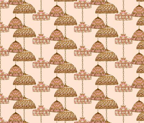 Ice Cream Social :: Neapolitan :: Salon fabric by cottageindustrialist on Spoonflower - custom fabric