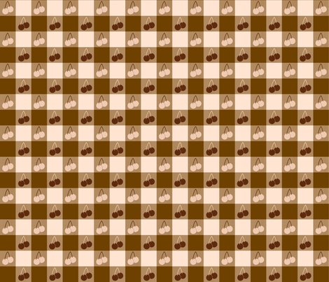 Rcherries_brown_spoonflower_shop_preview