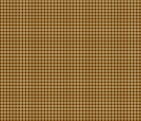 Ice Cream Social :: Neapolitan :: Check Please :: Brown fabric by cottageindustrialist on Spoonflower - custom fabric