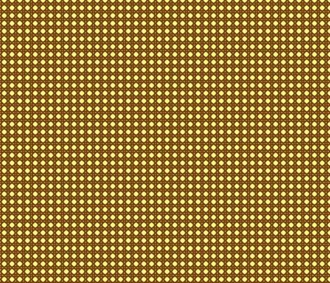 Ice Cream Social :: Banana Split :: Sugar Cane fabric by cottageindustrialist on Spoonflower - custom fabric