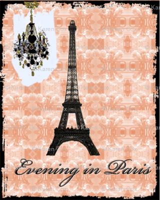 EVENING IN PARIS NEW