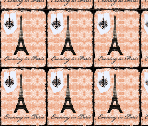 Evening-in-Paris fabric by karenharveycox on Spoonflower - custom fabric