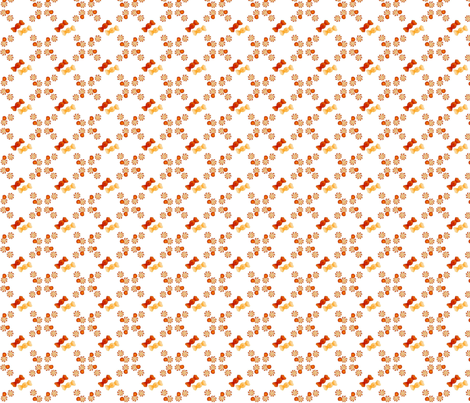 Halloween Candy fabric by sweetteamom on Spoonflower - custom fabric