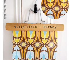 Tulip Field - Earthy Colorway