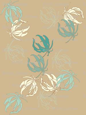 leaves_aqua