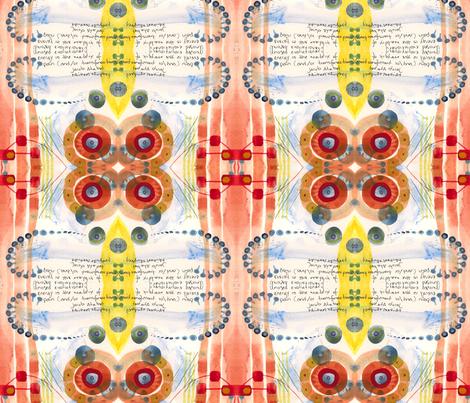 energy fabric by angella_meanix on Spoonflower - custom fabric
