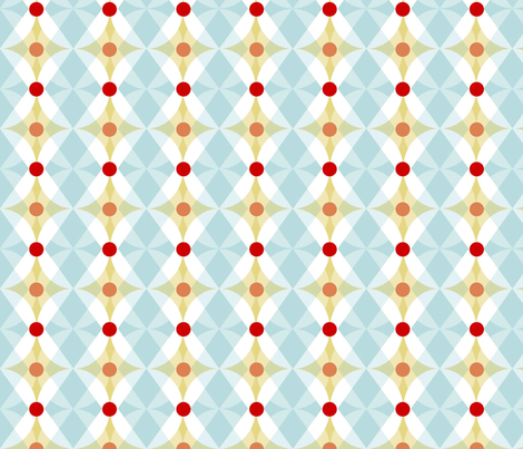 Circles fabric by alicia_vance on Spoonflower - custom fabric