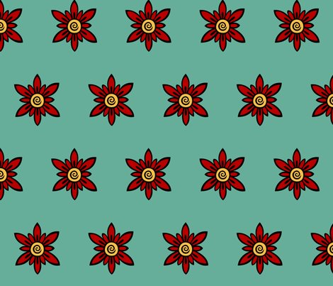 Rflower_blue-spoonflower_shop_preview