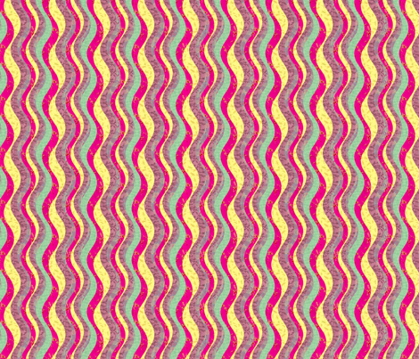 colourwaves fabric by snork on Spoonflower - custom fabric