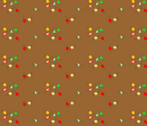Scattered Candy-088 fabric by kkitwana on Spoonflower - custom fabric